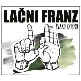 Lačni Franz Svako Dobro CD/MP3