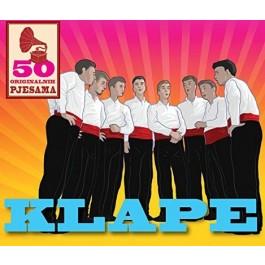Razni Izvođači 50 Originalnih Pjesama Klape CD3