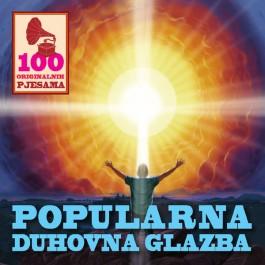 Razni Izvođači 100 Originalnih Pjesama Popularna Duhovna Glazba CD5/MP3