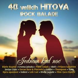 Razni Izvođači 40 Velikih Hitova Rock Balade CD2/MP3