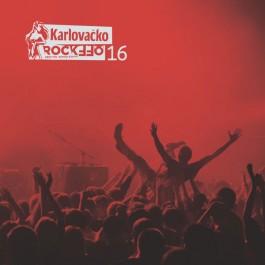 Razni Izvođači Karlovačko Rockoff 2016 CD/MP3