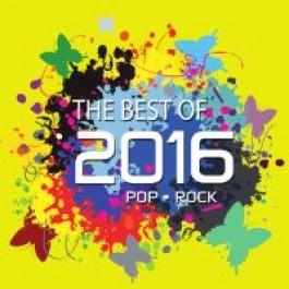 Razni Izvođači Best Of 2016 Pop-Rock Hitovi CD/MP3