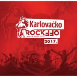 Razni Izvođači Karlovačko Rockoff 2017 CD/MP3
