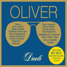 Oliver Dragojević Dueti CD/MP3