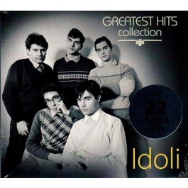 Idoli Greatest Hits Collection CD