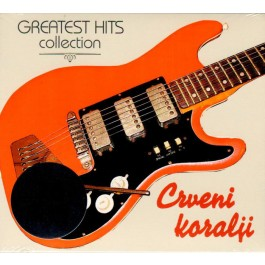 Crveni Koralji Greatest Hits Collection CD