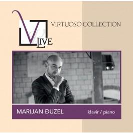 Marijan Đuzel Virtuoso Collection CD