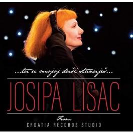 Josipa Lisac Tu U Mojoj Duši Stanuješ From Croatia Records Studio CD