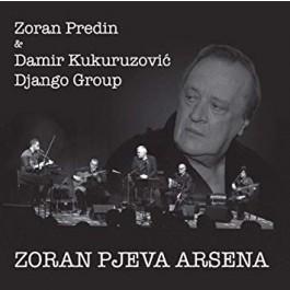 Zoran Predin & Damir Kukuruzović Django Group Zoran Pjeva Arsena LP