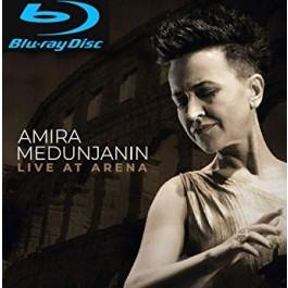 Amira Medunjanin Live At Arena BLU-RAY