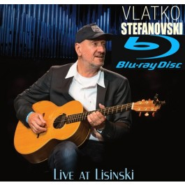 Vlatko Stefanovski Live At Lisinski BLU-RAY
