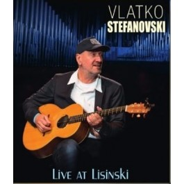 Vlatko Stefanovski Live At Lisinski CD