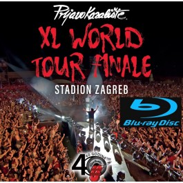 Prljavo Kazalište Xl World Tour Finale Stadion Zagreb CD2