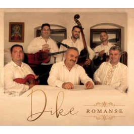 Dike Romanse CD