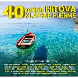 Razni Izvođači Vrući Ljetni Hitovi 2019 CD