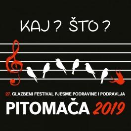 Razni Izvođači Pitomača 2019 Kaj Što CD