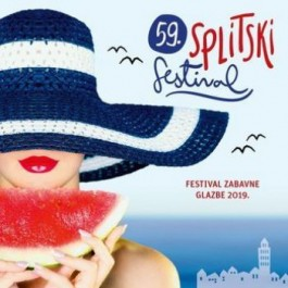 Razni Izvođači 59. Splitski Festival 2019 CD