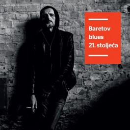 Goran Bare Baretov Blues 21. Stoljeća CD