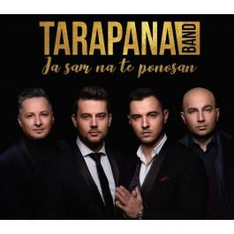 Tarapana Band Ja Sam Na Te Ponosan CD