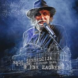 Rade Šerbedžija & Zapadni Kolodvor hnk Zagreb BLU-RAY