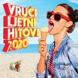 Razni Izvođači Vrući Ljetni Hitovi 2020 CD