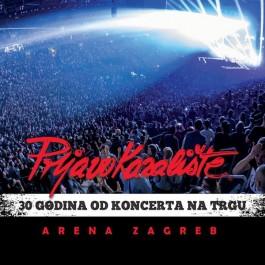 Prljavo Kazalište 30 Godina Od Koncerta Na Trgu Arena Zagreb BLU-RAY