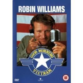 Barry Levinson Dobro Jutro Vijetnam DVD