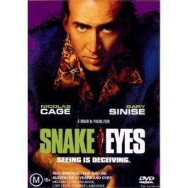 Brian De Palma Zmijske Oči DVD