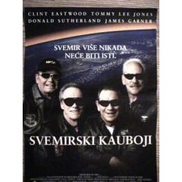 Clint Eastwood Svemirski Kauboji DVD