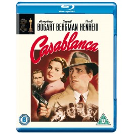 Michael Curtiz Casablanca BLU-RAY