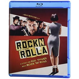 Guy Ritchie Rocknrolla BLU-RAY