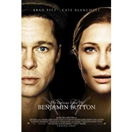 David Fincher Neobična Priča O Benjaminu Buttonu BLU-RAY
