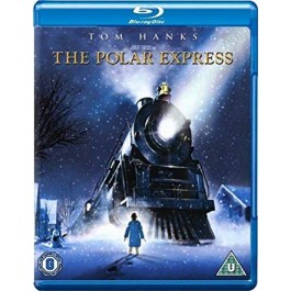 Robert Zemeckis Polarni Express BLU-RAY