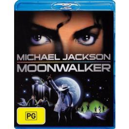 Jerry Kramer Jim Blashfield Colin Chilvers Moonwalker BLU-RAY