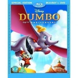 Samuel Armstrong Dumbo BLU-RAY