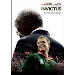 Clint Eastwood Invictus DVD