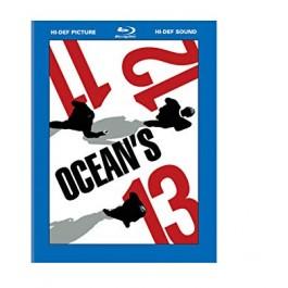 Steven Soderbergh Oceanovih Dvanaest BLU-RAY