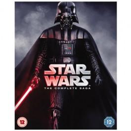 George Lucas Ratovi Zvijezda Kompletna Saga BLU-RAY9