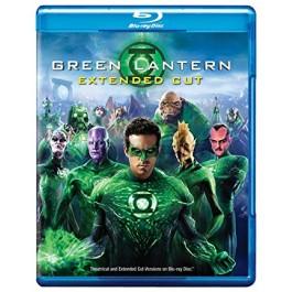 Martin Campbell Green Lantern BLU-RAY
