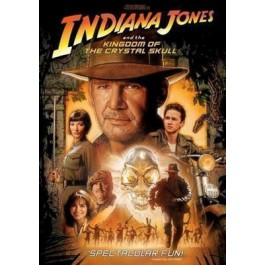 Steven Spielberg Indiana Jones I Kraljevstvo Kristalne Lubanje Steelbook DVD2