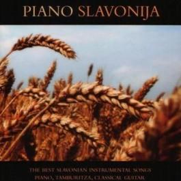 Razni Izvođači Piano Slavonija CD/MP3