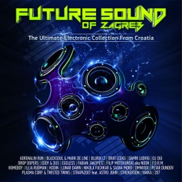 Various Artists Future Sound Of Zagreb CD2/MP3