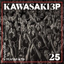 Kawasaki 3P 25 Godina X Teatar &td CD+DVD