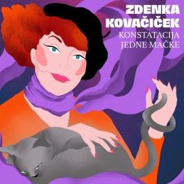 Zdenka Kovačićek Konstatacija Jedne Mačke CD