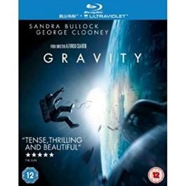 Alfonso Cuaron Gravitacija BLU-RAY