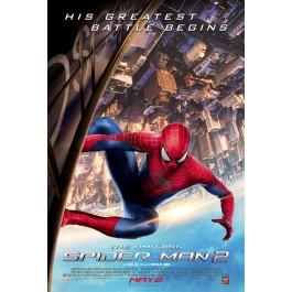 Marc Webb Čudesni Spider-Man 2 BLU-RAY 3D