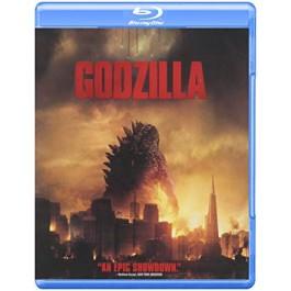 Gareth Edwards Godzilla BLU-RAY