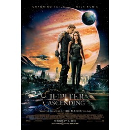 Wachowskis Jupiter U Usponu BLU-RAY