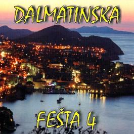 Razni Izvoači Dalmatinska Fešta 4 MP3