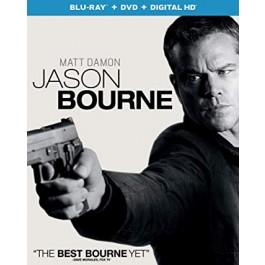 Paul Greengrass Jason Bourne BLU-RAY